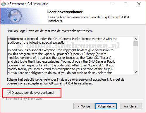 qBittorrent handleiding | qBittorrent downloaden en installeren